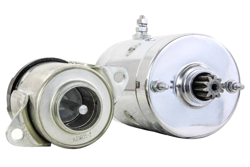 NEW STARTER /& SOLENOID FIT HARLEY TOURING ELECTRA GLIDE CLASSIC FLHTC 1983-1988