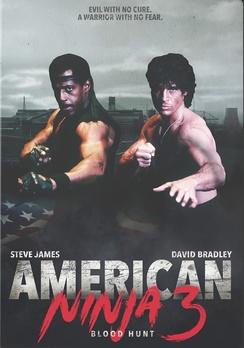 American Ninja 3: Blood Hunt (DVD) by Olive Films