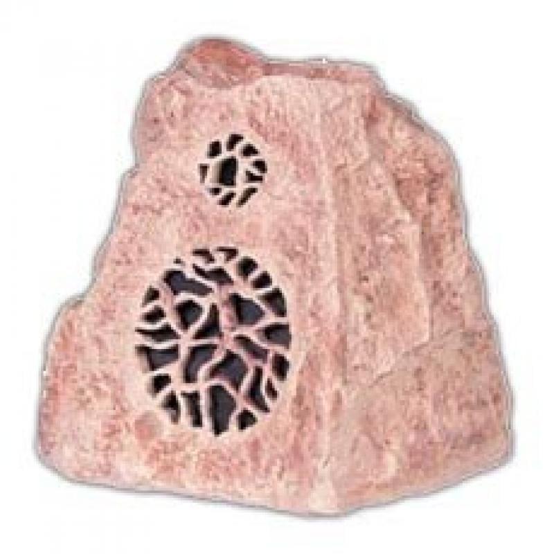 Rockustics Stonehenge II Outdoor Rock Speaker 150 Watt Sandstone Speaker