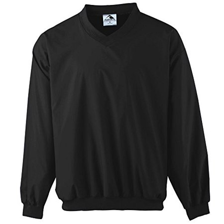 MEN'S MICRO POLY WINDSHIRT/LINED 4XL - Ladies Windshirt