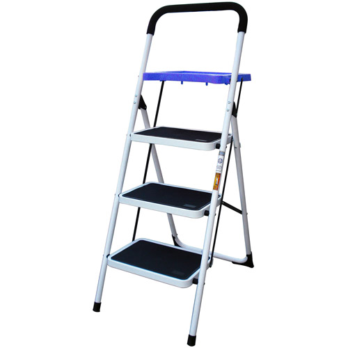 Step Stools Nonslip Handy Support Step Stool W Handle 330
