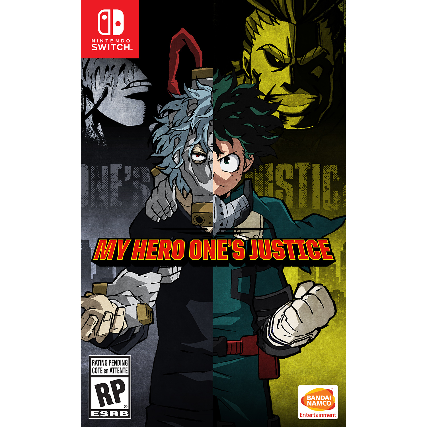 My Hero One's Justice - Nintendo Switch