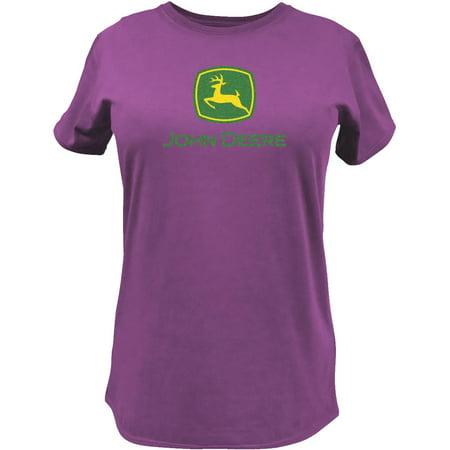 John Deere Ladies Tee Shirt
