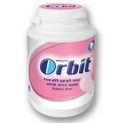 Wrigleys Orbit Bubblemint Bottle Sugarfree