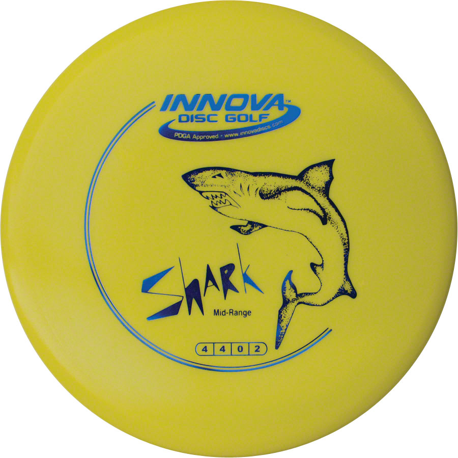 Innova Shark DX Mid-Range Golf Disc: Assorted Colors