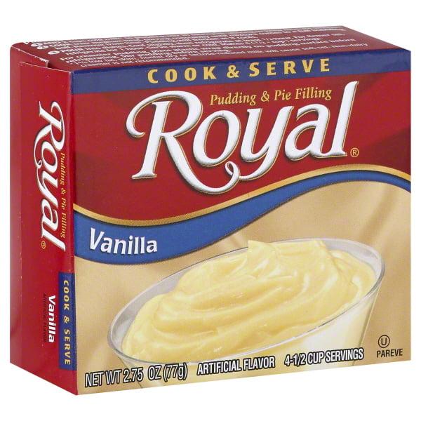 Jel Sert Royal  Pudding & Pie Filling, 2.75 oz
