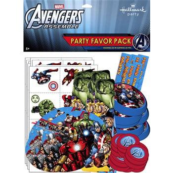 Avenger Assemble Party Favor Value Pack - Avenger Party Ideas