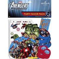 Avenger Assemble Party Favor Value Pack