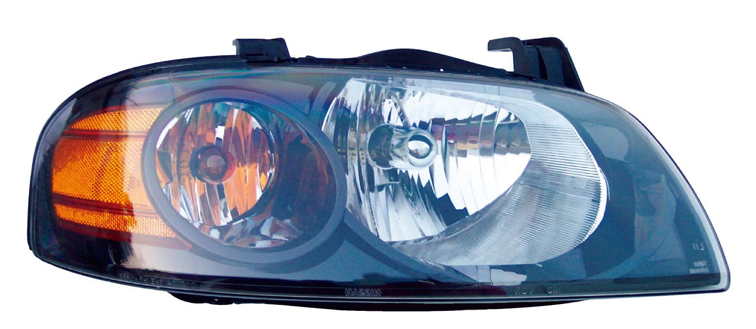 2004 Nissan Sentra Headlight