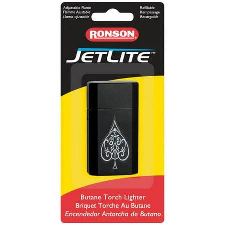 Ronson JetLite Butane Torch Lighter