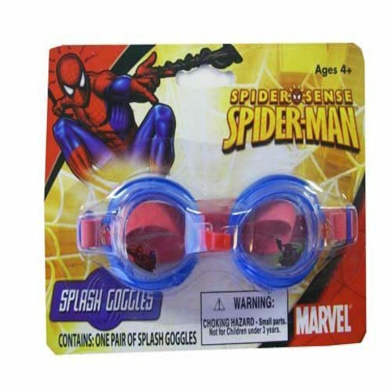 Disney Spider-Man Splash Goggles Styles will vary by