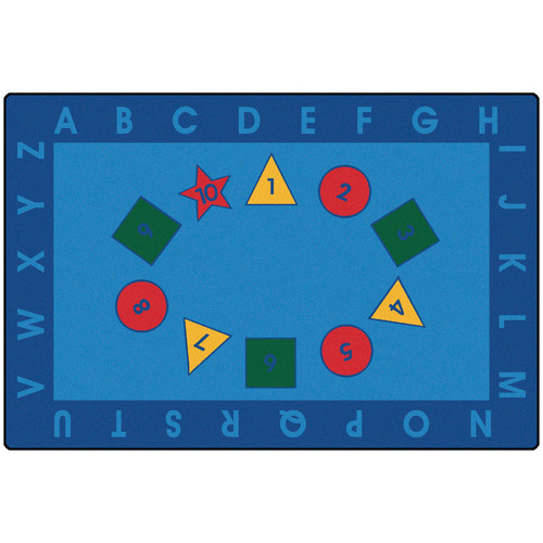 Carpets for Kids Value Plus Early Learning Area Rug