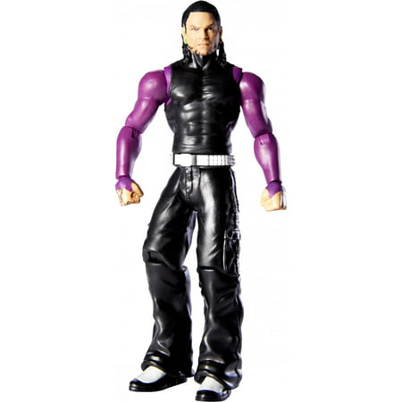 WWE Top Picks Jeff Hardy 6-Inch Action Figure with Life-Like Detail
