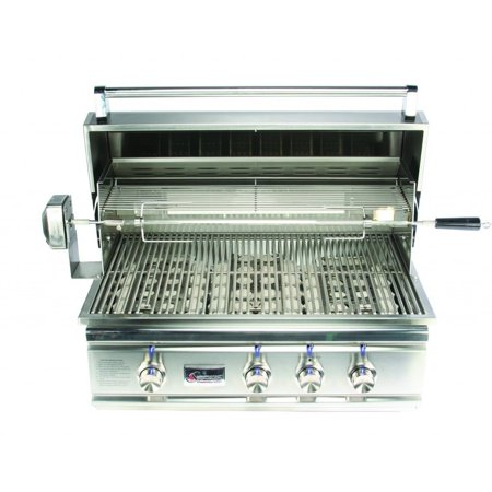 Image of Summerset Stainless Steel 32-inch Built-in Gas Grill w/ Rotisserie