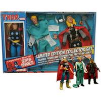 """Diamond Select Toys Marvel Thor 8"""" Retro Action Figure Set"""