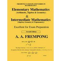 Elementary Mathematics & Intermediate Mathematics (US) : (Arithmetic, Algebra, Geomertry, Trigonometry)