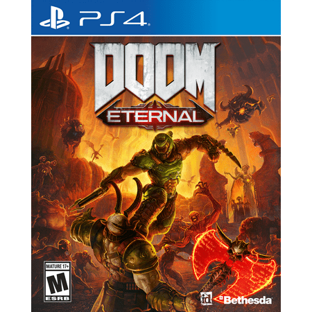 Doom Eternal, Bethesda Softworks, PlayStation 4