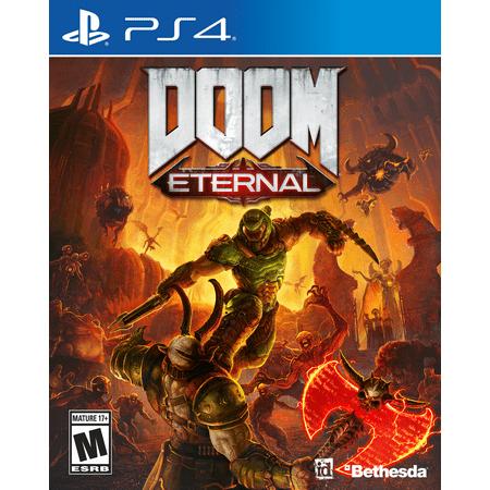 Doom Eternal, Bethesda Softworks, PlayStation 4