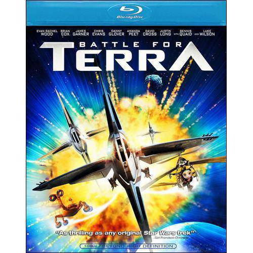 Battle For Terra (Blu-ray) (Widescreen)