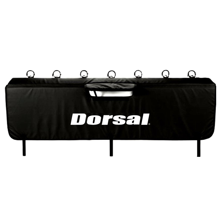 DORSAL Truck Tailgate Pad Black Surf Bike for Surfboard B...