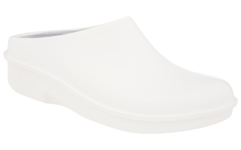 Klogs Lite Kennett Clog White Unisex by