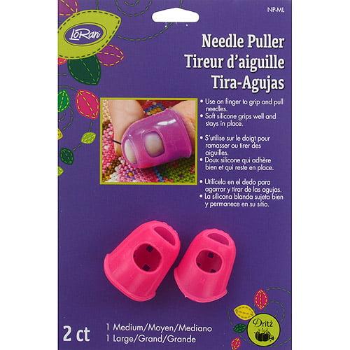 LoRan Stay-On Needle Puller, 2pk
