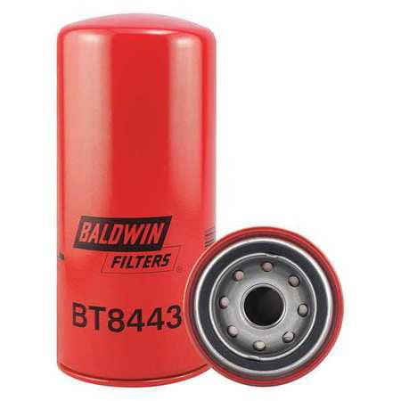 BALDWIN FILTERS BT8443 Hydraulic/Oil Filter, 3-23/32 x 8-3/16In