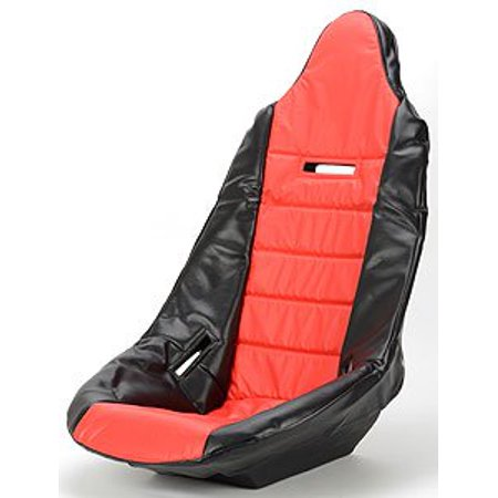 JEGS 70271 Pro High Back Vinyl Seat Coverli>15.500 in. Hip Width