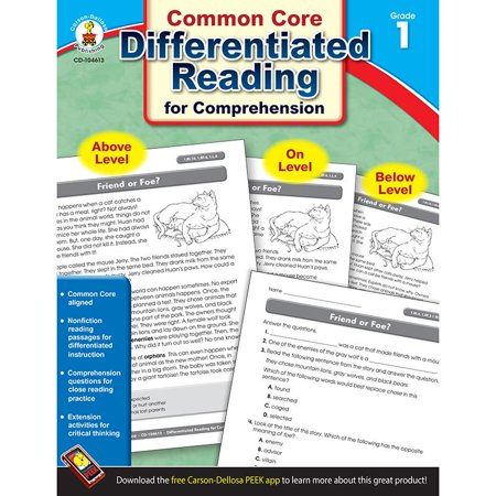 Image of BOOK 1 DIFFERENTIATED READING FOR