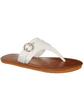 Coral Bay Womens Sandals & Flip-flops - Walmart.com
