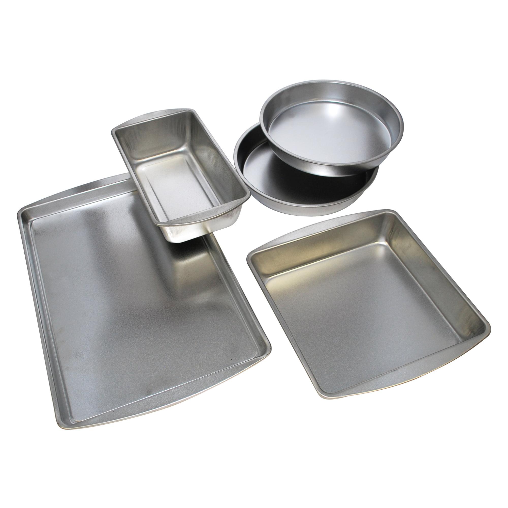 Mainstays 5pc Bakeware Set