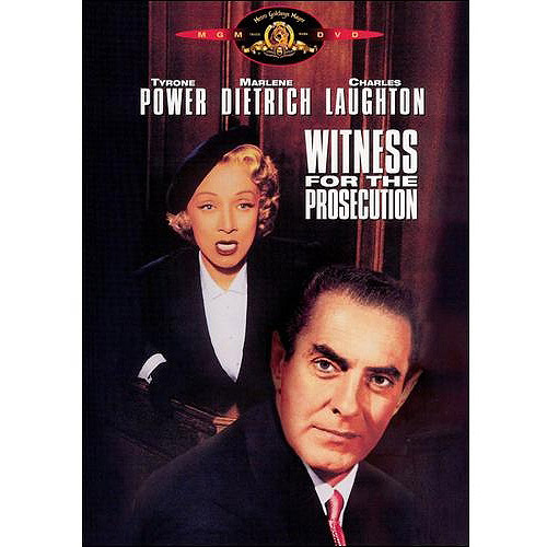 Witness For The Prosecution (Widescreen)