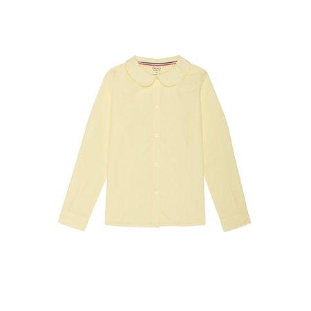 17864f43c570cb French Toast Long Sleeve Modern Peter Pan Collar Blouse (Little Girls & Big  Girls)