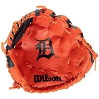 "Wilson 10"" A200 Series MLB Baseball Glove, Left Hand Throw"