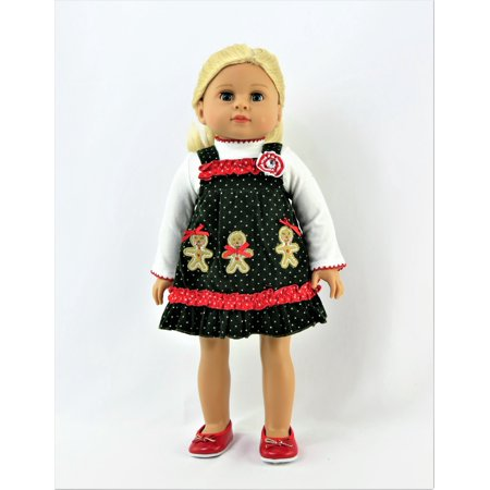 Christmas Cookie Jumper  -Fits 18