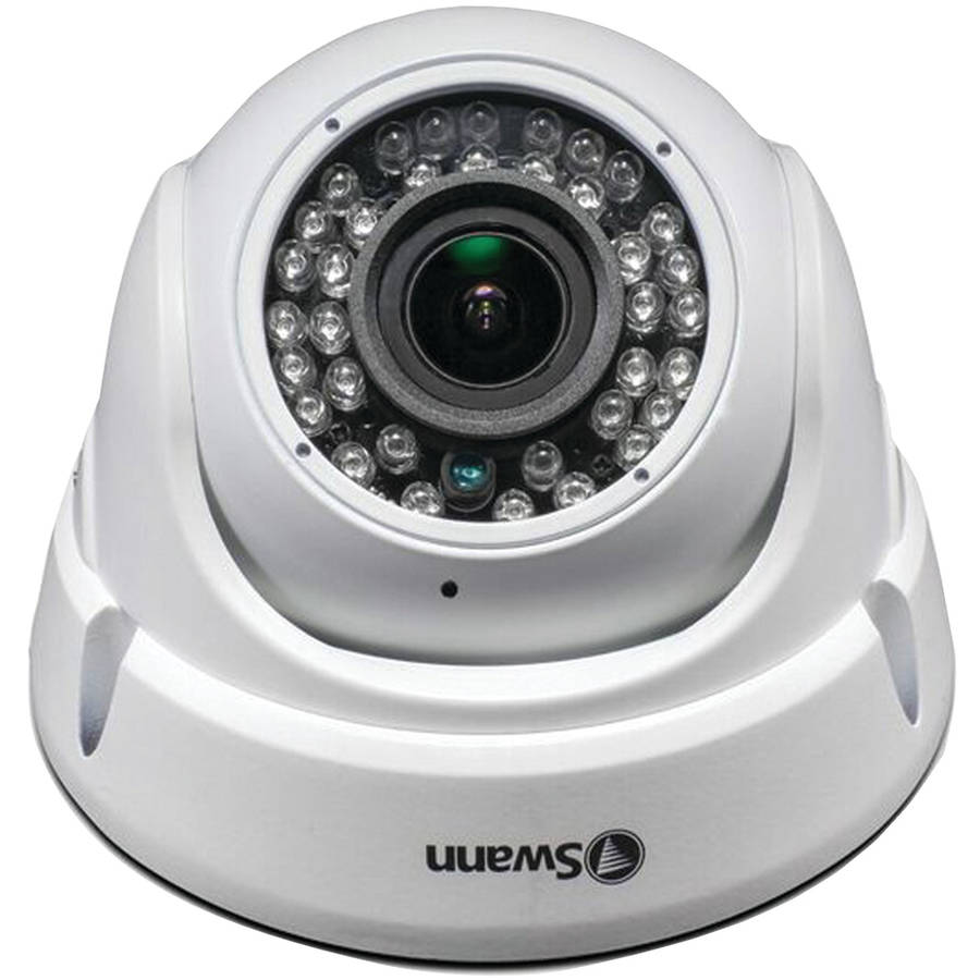 Swann SWPRO-1080ZLD-US Pro-Grade 1080p HD 2.8mm-12mm Analog Dome Camera