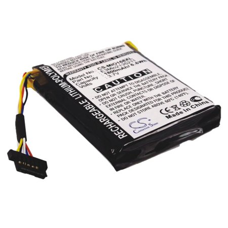1800mAh High Capacity Battery with Tools Navman PiN Pocket, PiN 100, Pin (Navman Pin Pocket)