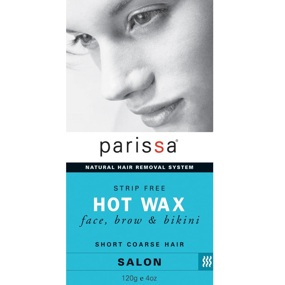 Parissa Laboratories Parissa  Hot Wax, 4 oz