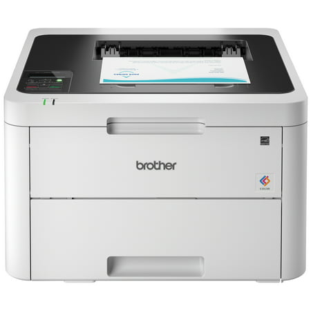 - Brother HL-L3230CDW Compact Digital Color Printer Providing Laser Quality Results with Wireless and Duplex Printing