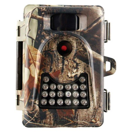 Bushnell 5.0MP 18 IR LED Night Vision Game/Trail Camera - Walmart.com