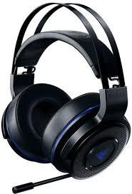 Razer Thresher Ultimate Playstation 4 (Playstation 4) & PC Wireless Gaming Headset (Certified Refurbished) by RAZER