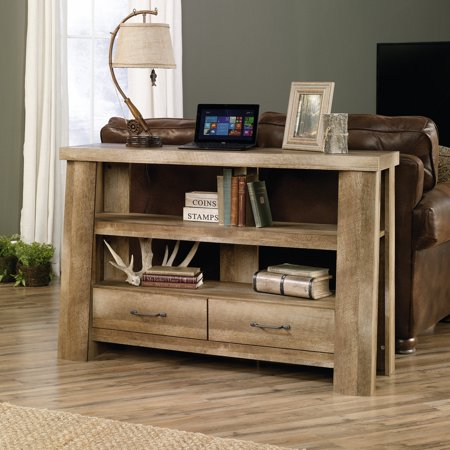 Sauder Boone Mountain Anywhere Console, for TVs up to 47