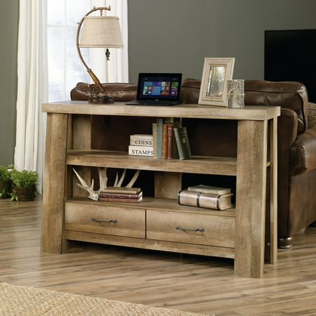 Sauder Boone Mountain Anywhere Console For Tvs Up To 47