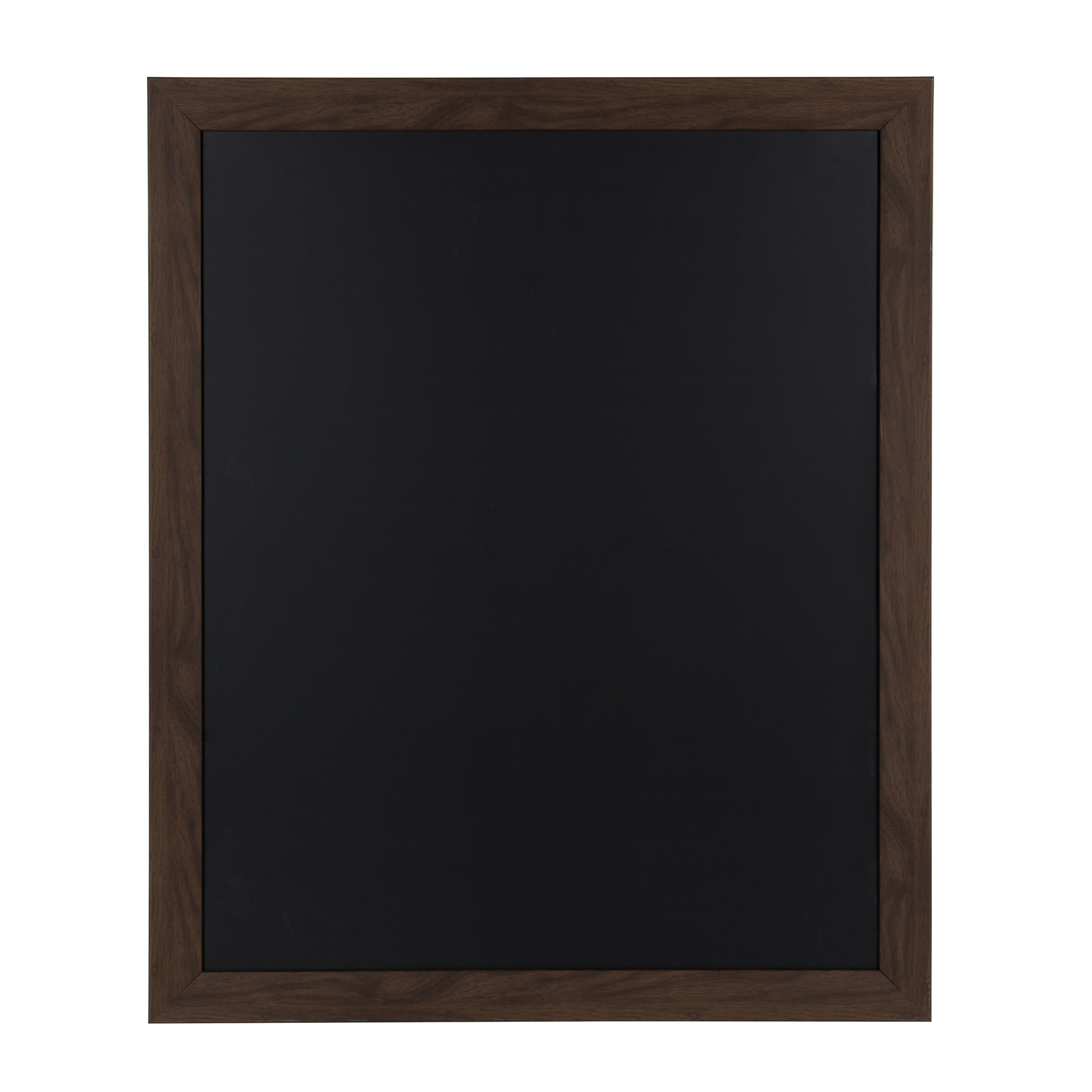 DesignOvation Beatrice Framed Magnetic Chalkboard, 29.5x45.5, Farmhouse White by Uniek