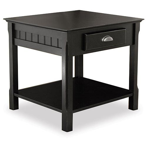 ... product Timber End Table