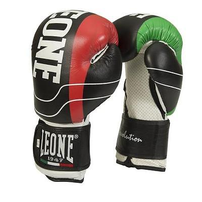 Leone Revolution Training Gloves Black 12 oz
