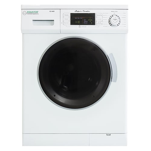 Equator All-in-One 13 lb Compact Combo Washer Dryer, White