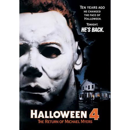 Halloween 4: The Return of Michael Myers (Vudu Digital Video on Demand) - Halloween Michael Myers Full Name