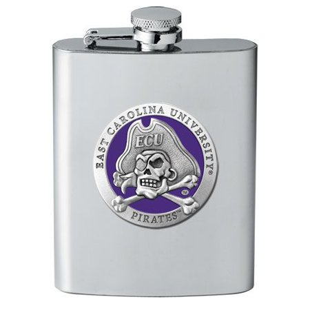 East Carolina Pirates Flask - Pirate Flask