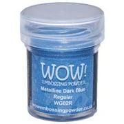 Dark Blue Metalline - WOW! Embossing Powder 15ml
